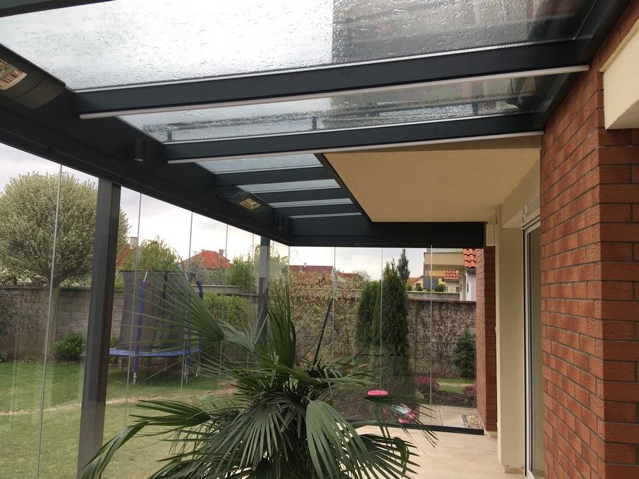 d1001624bf598 Zároveň je možné použiť kombináciu s nerezou čo dáva zimnej záhrade ešte  večší luxus.